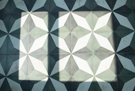 mosaic: mosaic floor