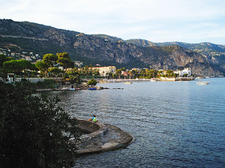 and is favorable: Beaulieu-sur-Mer lies in a magnificent site combining the sea with the mountains. High mountains protect the city from winds therefore the sea here is almost always quiet, and the climate is favorable for the majority of subtropical plants.