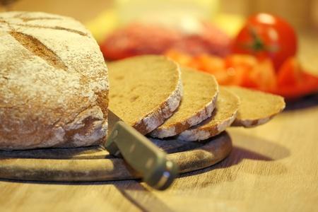 bread Stock Photo - 8989885