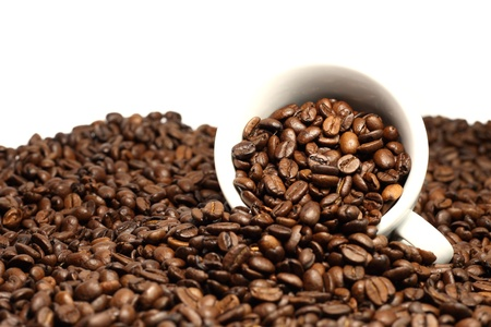 coffeetime: The taste of coffee Stock Photo