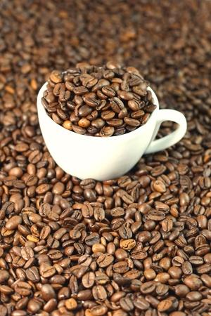 coffeetime: coffee beans