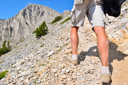 olympus: Climb to the top of Olympus, highest mountain in Greece.
