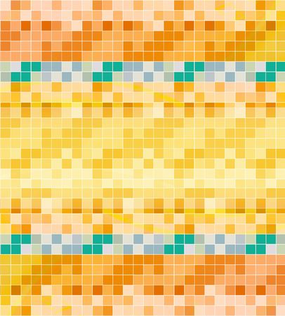 rainbow slide: Checkered background