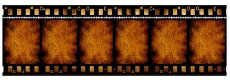 35mm: 35mm Film frames