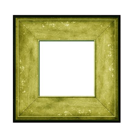 wood Picture Frame photo