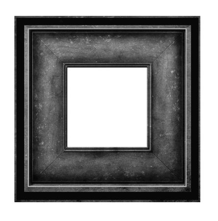 wood Picture Frame with mount photo