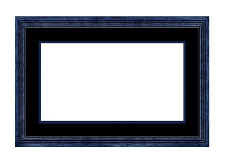 panting: Picture Frame with mount