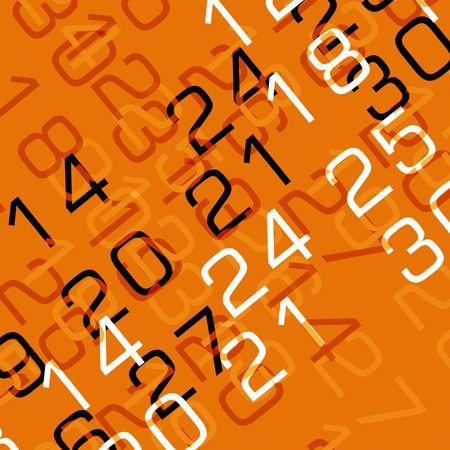 almanac: Close up of a calendar,2D art