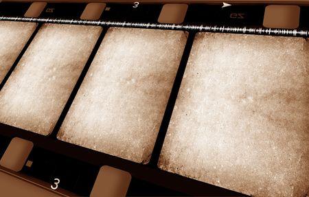 mm: 16 mm Film roll,2D digital art
