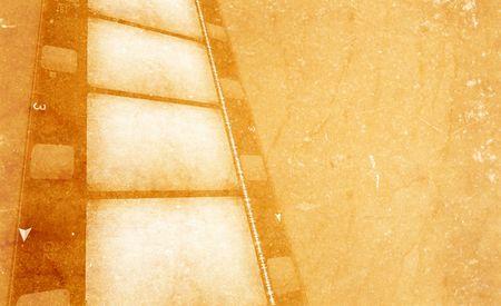 16 mm Film roll,2D digital art Stock Photo - 3405355
