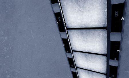 16mm: 16mm Film roll,2D digital art