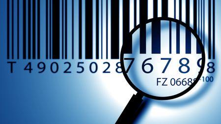 scanning: Barcode