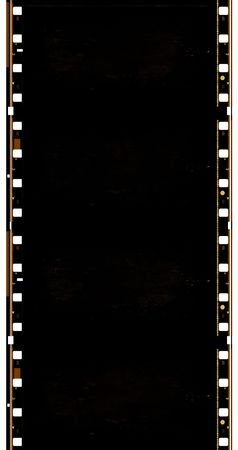 70mm film,2D art Stock Photo - 3406245