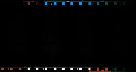70mm Film roll,2D digital art Stock Photo - 3406222