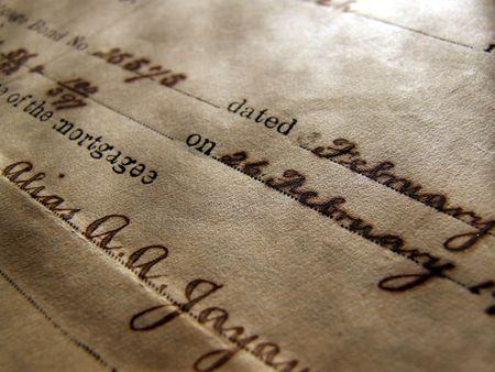 annals: Vintage handwriting