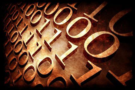 assembly language: Binary code ,2D art