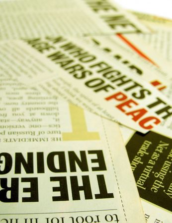 news paper: News