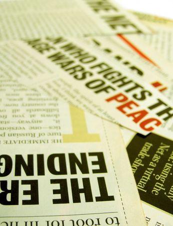 broadsheet newspaper: News