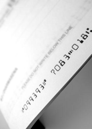 dinero falso: Cierre de banco cheque libro