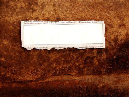 informait: R�sum� fronti�re avec le texte de journal