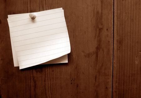 Note papers Stock Photo - 3431455