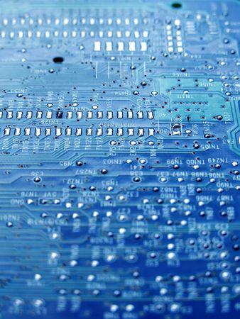 circuitos electronicos: Circuitos electr�nicos Foto de archivo