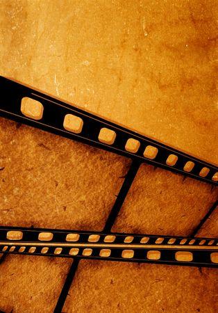 negativity: Movie Film reel