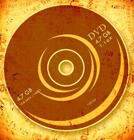 DVD Stock Photo - 4910008