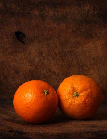 Close up of Orange fruit Stock Photo - 5021313