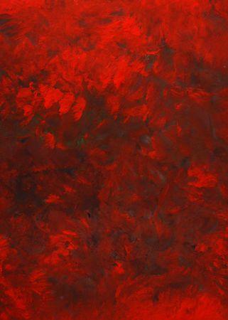 Abstracte kunst voor de hand beschilderde achtergrond