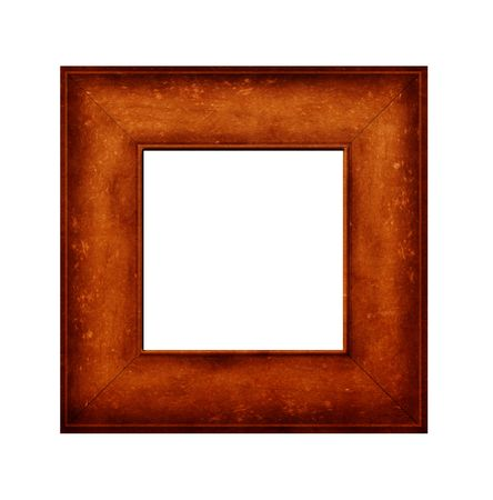 cooper: wood Picture Frame with mount