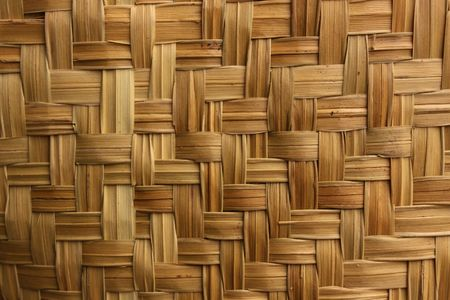 Beautiful basket texture for use as background photo