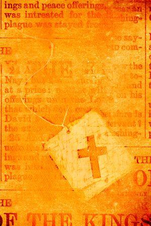 nazareth: Close up of Holy cross