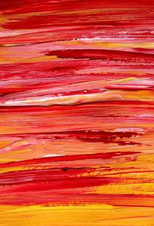 Abstract hand painted brush lines for background  Stockfoto