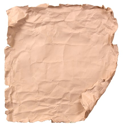 casing paper: Close up of  Brown Paper  for background Stock Photo