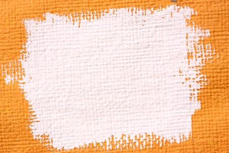 Close-up van karton met penseel lijnen  Stockfoto - 7453453