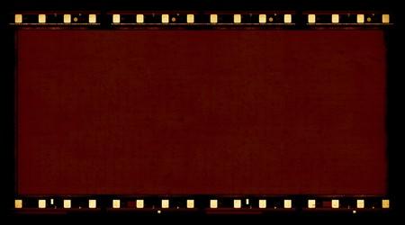 70 mm rullino, arte digitale 2D Archivio Fotografico - 7494930