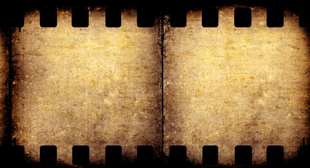 Close up of film strips Stock Photo - 7494939