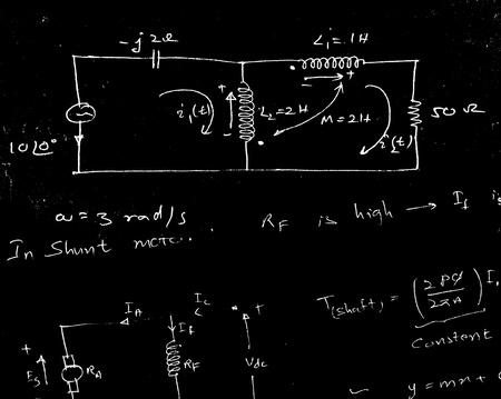 Electronic engineering illustration for background Stock Illustration - 8623086