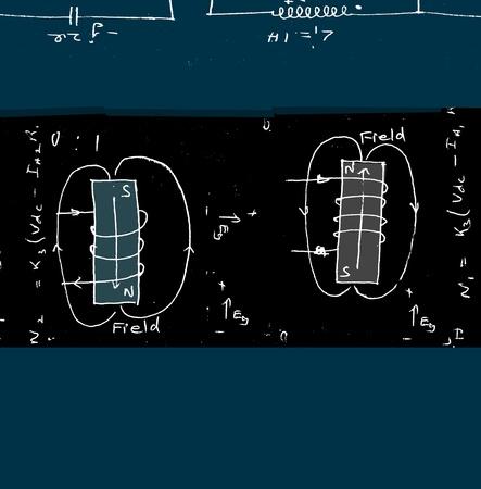 Electronic engineering illustration for background Stock Illustration - 9687446