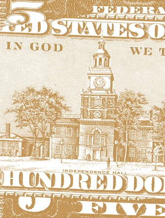 benjamin: Abstract US dollar with text for background