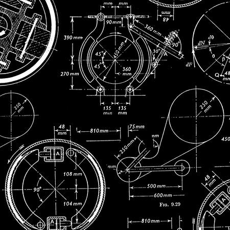 dibujo tecnico: Ingeniería técnica de dibujos para el fondo