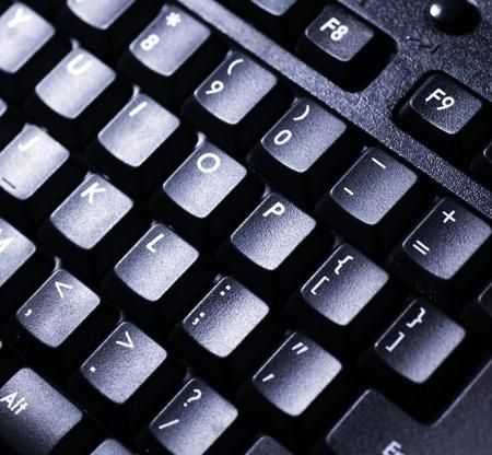 Close up of Computer keys Board keys Stock Photo - 11576108