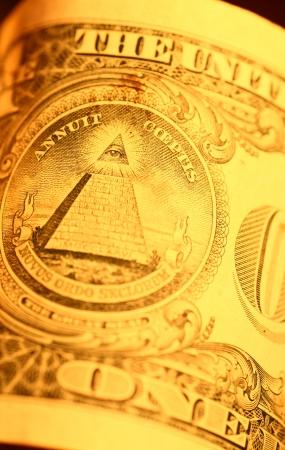 Close up of US Dollar Stock Photo - 14062247
