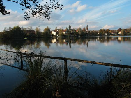 Ruhe am See photo