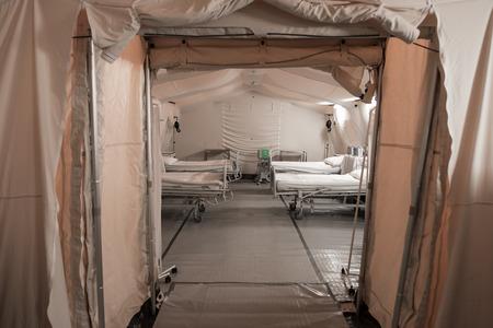 Veldhospitaal tent
