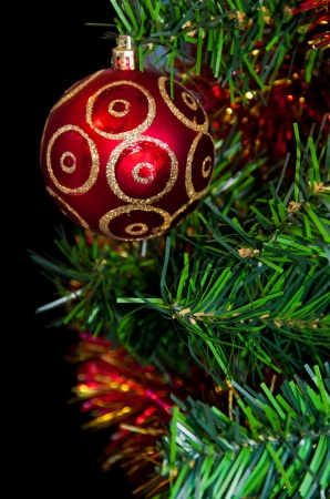 fake christmas tree: Christmas decoration