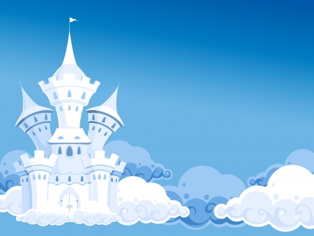 castle in the air Stock Vector - 13659931