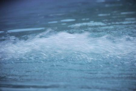 Rushing water Stock fotó - 7833637