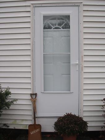 Stormdoor